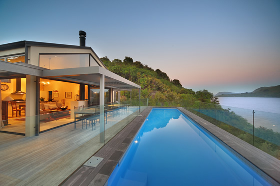The Point Villas, Lake Taupo