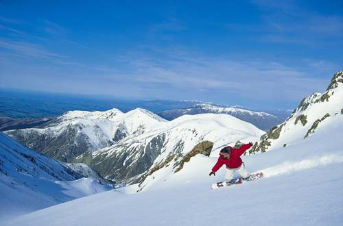 Become a ski or snowboard instructor in New Zealand with ...